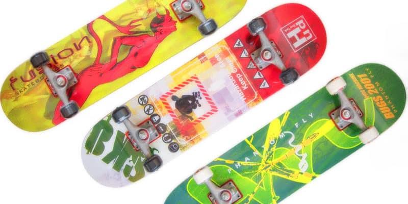 Скейтборд в России
