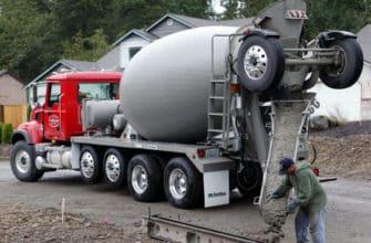 Сколько стоит куб бетона в миксере с доставкой