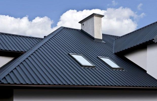 профнастил на крышу