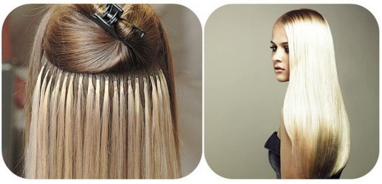 Нарастить волосы - это модно